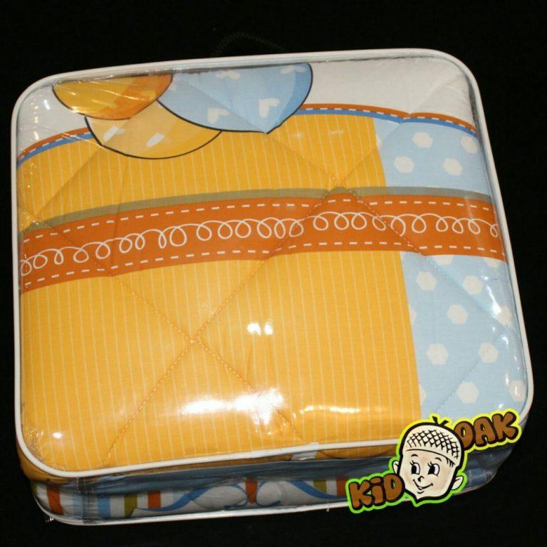 سرویس لحاف ۶تکه گارددار نوزاد مدل Sweet Bear برند کلسی