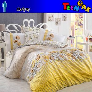 Hobby Fiesta yellow 3pieces single duvet covers